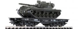 märklin 48798 Schwerlastwagen Rlmmps mit M 48 DB | Spur H0 online kaufen