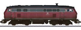 märklin 55717 Diesellok BR 218 gealtert DB | mfx/DCC Sound | Spur 1 online kaufen