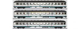 märklin 58343 Nahverkehrswagen-Set Silberlinge DB Spur 1 online kaufen