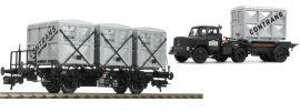 märklin 58472 Behältertragwagen-Set BT 10 DB | Spur 1 online kaufen