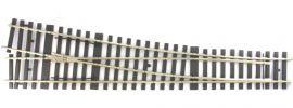 märklin 59083 Weichen-Set 10° | rechts | Länge  600 mm | Radius 2321 mm | H1000-1S | Spur 1 online kaufen