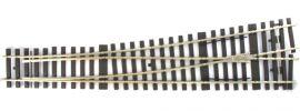 märklin 59084 Weichen-Set 10° | links | Länge 600 mm | Radius 2321 mm | H1001-1S | Spur 1 online kaufen