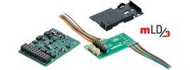 märklin 60972 mLD3 Lok-Decoder mit Leiterplatte | 21-pol. | fx | mfx | DCC online kaufen