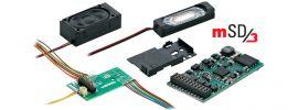 märklin 60975 mSD3 Sound-Decoder | 21-pol. | Dampflok-Sound | fx | mfx | DCC online kaufen