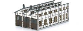 märklin 72709 Lokschupppen Rottweil | Gebäude Bausatz Spur H0 online kaufen