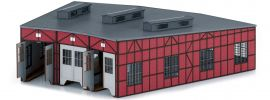 märklin 72886 Lokomotivschuppen | Bausatz Spur H0 online kaufen