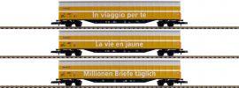 märklin 82417 Schiebewandwagen-Set | Spur Z online kaufen