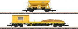 märklin 82425 Wagen-Set Bahnbau DBG   Spur Z online kaufen