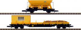 märklin 82425 Wagen-Set Bahnbau DBG | Spur Z online kaufen