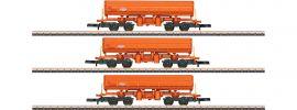 märklin 82435 Seitenkippwagen-Set Eamos RTS | Spur Z online kaufen