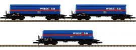 märklin 82531 Kesselwagenset Wascosa SBB | Spur Z online kaufen