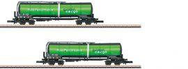 märklin 82532 Mineralöl-Kesselwagen-Set Green Cargo   Spur Z online kaufen