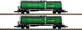 märklin 82532 Mineralöl-Kesselwagen-Set Green Cargo | Spur Z online kaufen