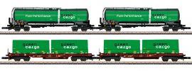 märklin 82533 Güterwagen-Set Green Cargo DB   Spur Z online kaufen