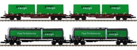 märklin 82533 Güterwagen-Set Green Cargo DB | Spur Z online kaufen