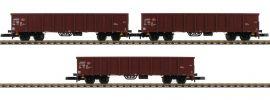 märklin 82541 Güterwagen-Set 3-tlg. Eanos-x 052 DB | Spur Z online kaufen