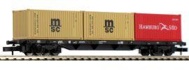 märklin 82662 Containertragwagen Sgs 693 DB | Spur Z online kaufen