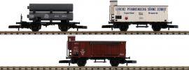 märklin 86604 Wagen-Set Gütertransport K.P.E.V. | Spur Z online kaufen
