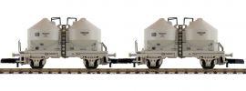 märklin 86665 Staubsilowagen-Set DB | Spur Z online kaufen