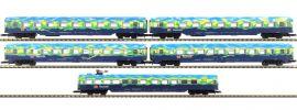 märklin 87300 Wagen-Set 5-tlg. Touristikzug DB AG | MHI | Spur Z online kaufen