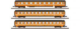 märklin 87343 Wagen-Set Eurofima 1./2.Kl. ÖBB | Spur Z online kaufen