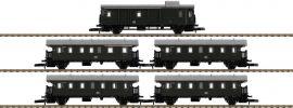 märklin 87507 Personenwagen-Set Höllentalbahn DB | Spur Z online kaufen