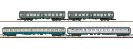 märklin 87549 Wagenset Heckeneilzug DB | MHI | Spur Z online kaufen