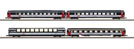 märklin 87662 Wagenset SBB Eurocity Spur Z online kaufen