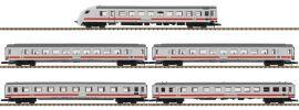 märklin 87756 Intercitywagen-Set 5-tlg. DB AG | mit Innenbeleuchtung | Spur Z online kaufen