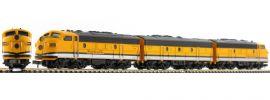 märklin 88198 Diesellok Dreifacheinheit EMD F7 D&RGW | Spur Z online kaufen