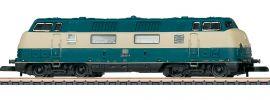 märklin 88202 Diesellok BR 220 ozeanblau/hellelfenbein DB | MHI | Spur Z online kaufen
