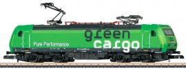 märklin 88484 E-Lok BR 185.2 Green Cargo SJ | Spur Z online kaufen