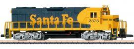 märklin 88615 Diesellok GP 38-2 ATSF | Spur Z online kaufen