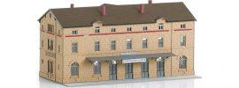 märklin 89703 Bahnhof Eckartshausen-Ilshofen   Gebäude Bausatz Spur Z online kaufen