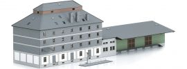 märklin 89705 Raiffeisen Lagerhaus mit Markt | Gebäude Bausatz Spur Z online kaufen