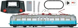märklin 95024 Startset BR 491 Gläserner Zug + CS3 + großes Oval | Spur 1 online kaufen
