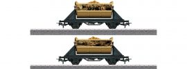 märklin 44822 Start Up Piraten Güterwagen-Set Schatz der Wilden 13 | Spur H0 online kaufen