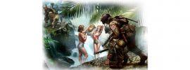 MasterBox 35157 U.S. + German Paratroopers + Girls | Militär Bausatz 1:35 online kaufen
