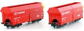 MEHANO 58869 Güterwagen-Set 2-tlg. FALNS 121 Testzug DB Schenker | DC | Spur H0 online kaufen