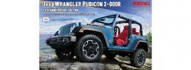 MENG 911767 Jeep Wrangler Rubicon | Auto Bausatz 1:24 online kaufen