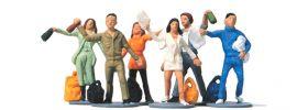 MERTEN 2521 Passanten beim Einwerfen von Altpapier & Altglas Figuren Spur H0 online kaufen