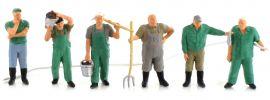 Merten 2559 Tierpfleger | 6 Stück | Figuren Spur H0 online kaufen
