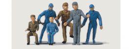 MERTEN 5009 Lkw-Fahrer + Monteure | 6 Miniaturfiguren | Spur H0 online kaufen