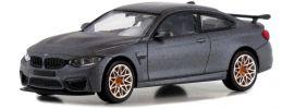 MINICHAMPS 870027100 BMW M4 GTS F82 2016  mattgrau-metallic Felgen orange Automodell 1:87 online kaufen