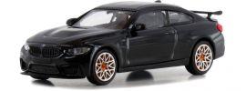 MINICHAMPS 870027102 BMW M4 GTS F82 2016  schwarz mit Felgen orange Automodell 1:87 online kaufen