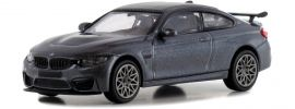 MINICHAMPS 870027104 BMW M4 GTS F82 2016 graumetallic Automodell 1:87 online kaufen