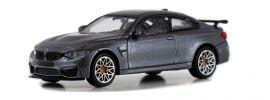 MINICHAMPS 870027107 BMW M4 GTS F82 2016 graumetallic Automodell 1:87 online kaufen