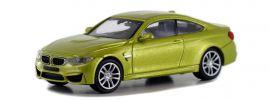 MINICHAMPS 870027200 BMW M4 F82 2015 gelbmetallic Automodell Spur H0 online kaufen