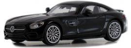 MINICHAMPS 870037320 BRABUS 600 AMG GT S 2015, schwarz | Modellauto 1:87 online kaufen