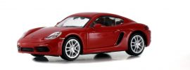 MINICHAMPS 870065222 Porsche 718 Cayman 2016 rot Automodell 1:87 online kaufen